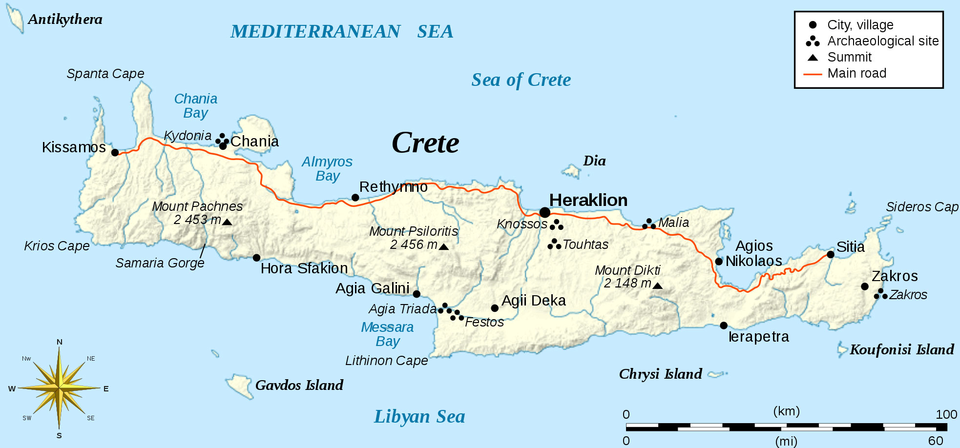 Destinatii De Vacanta Chania Orasul Port Venetian Al Greciei