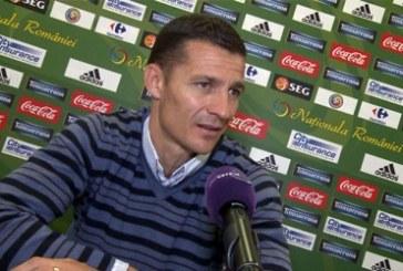 Costel Galca, prezentat oficial ca antrenor al Stelei